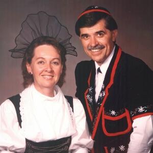 Virgil & Carol Leopold (1990)
