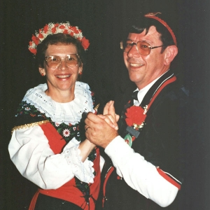 Maynard & Jonna Heins (1992)