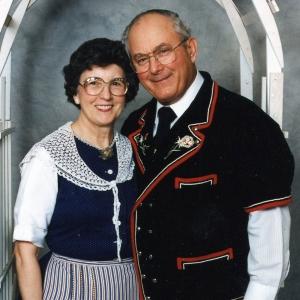 Clayton & Marion Streiff (1994)