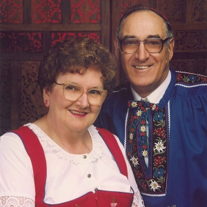 Roy & Betty Vetterli (1996)