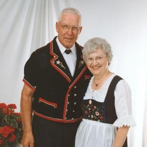 Henry & Melva Tschanz (2006)