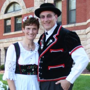 Dennis & Janice Everson (2010)