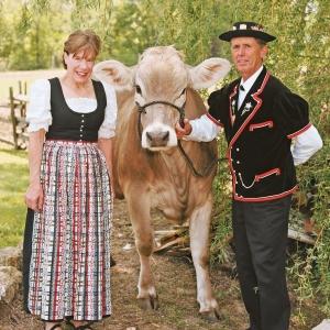 John & Becky Wegmueller (2012)