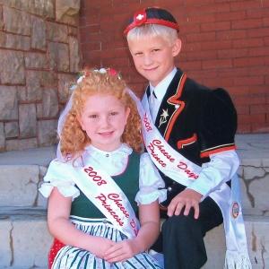 Noah Zimmerman & Olivia O'Dea (2008)