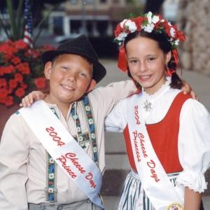 Anders Nelson & Anya Schween (2004)