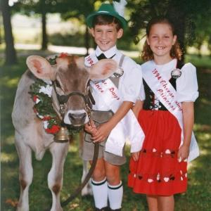 Adam Krebs & Jenny Bauman (1994)