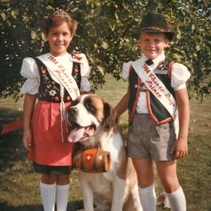 Brad Grossen & Erin Trampe (1984)