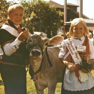 Benjamin Bergey & Brandi Spidahl (1986)