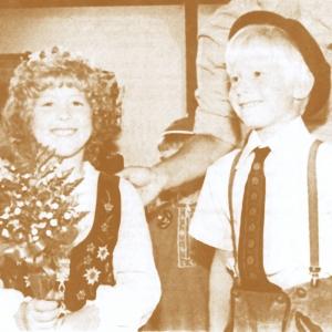 Ryan Erickson & Lisa Schroeder (1982)