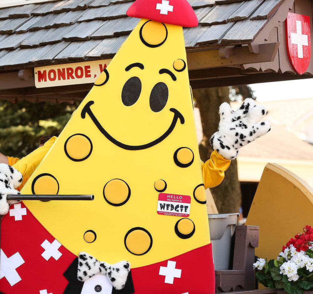 wedgie cheese days mascot.jpg