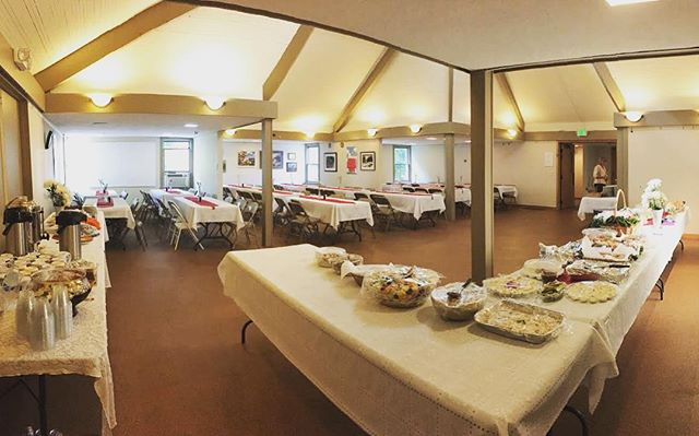 Need a place to host a gathering? Use our space! #christchurchbethany