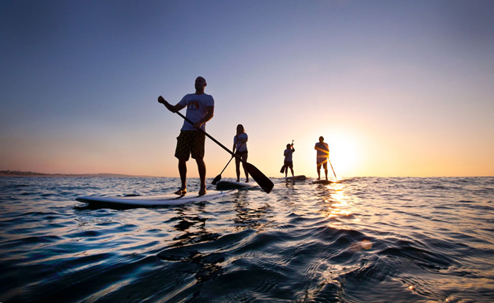 Introduction to Standup Paddleboarding