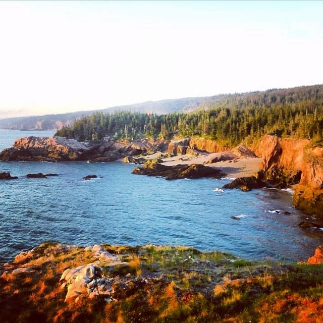 Cape Chignecto Coastal Trail, Nova Scotia | Happy place of tjbyrnes | #adventure #bucketlist #coast #discover #explore #free #gooutside #happyplace #greatoutdoors #hike #igtravel #nature #naturegram #naturelover #natureaddict #neverstopexploring #outdoors #novascotia #potd #rei1440project #sea #travelgram #travel #traveladdict #wander #wanderlust