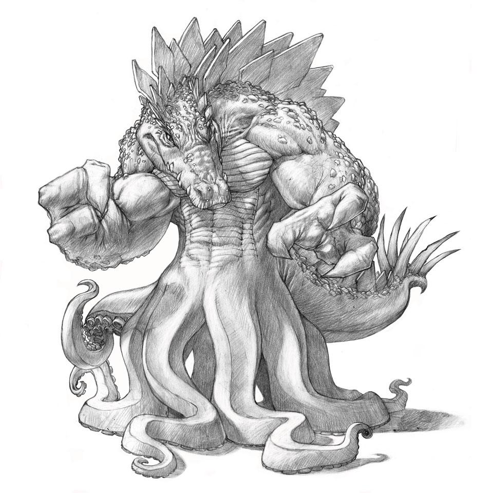 The Stegocroctopus