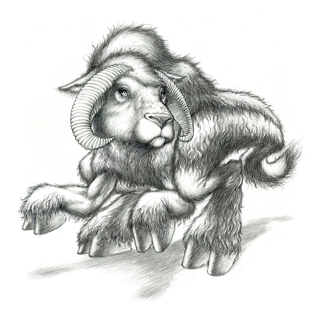 The Tyrannosaurical Musk Ox