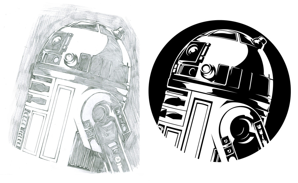 And last but definitely not least is R2-D2.  Always fun times, R2 needs no explanation.