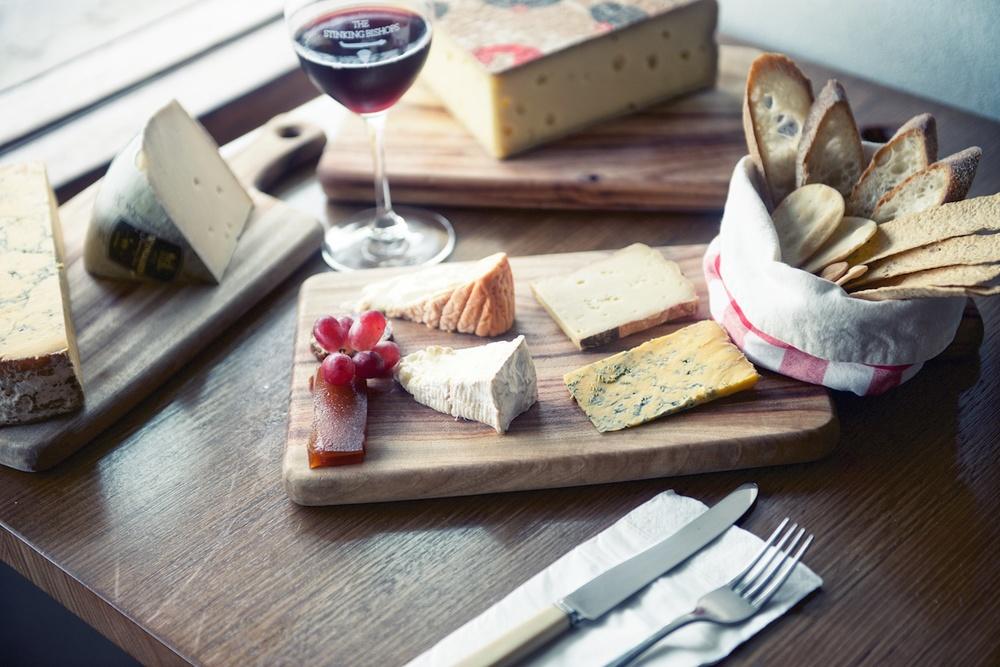 4 Cheese Board