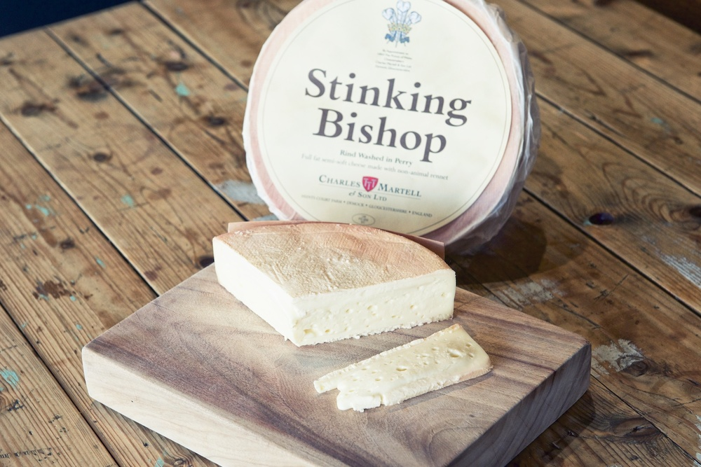 Stinking Bishop Cheese