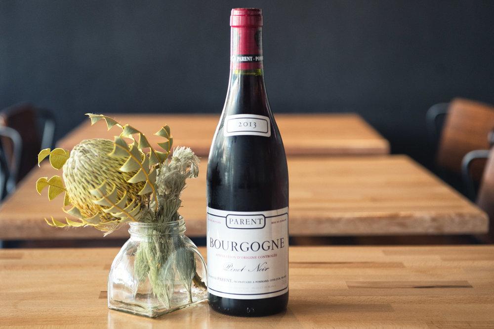 2013 Domaine Parent Bourgogne Rouge