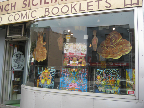 Desert Island Comic Store