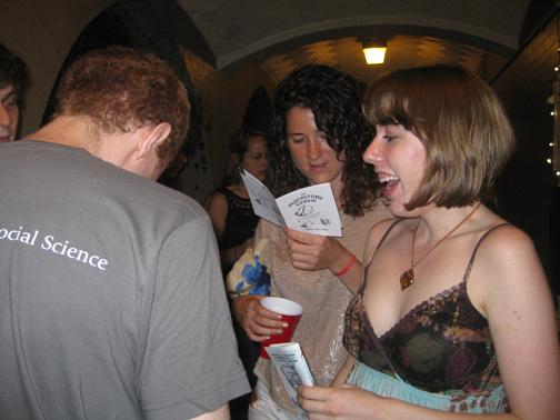 East Village Arts Party 1