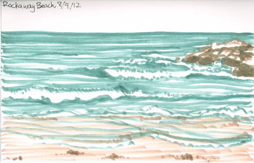 Rockaway Beach Scan