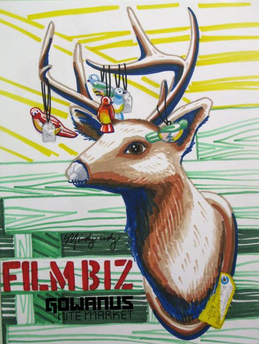 Film Biz Recycling, Gowanus Nite Market