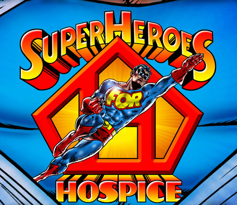 Super Heroes for Hospice