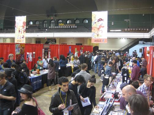 MoCCA Fest 2013