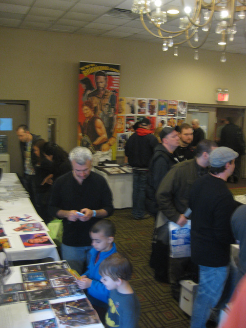 New York Comic Book Marketplace