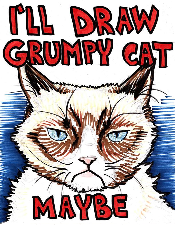 Grumpy Cat!