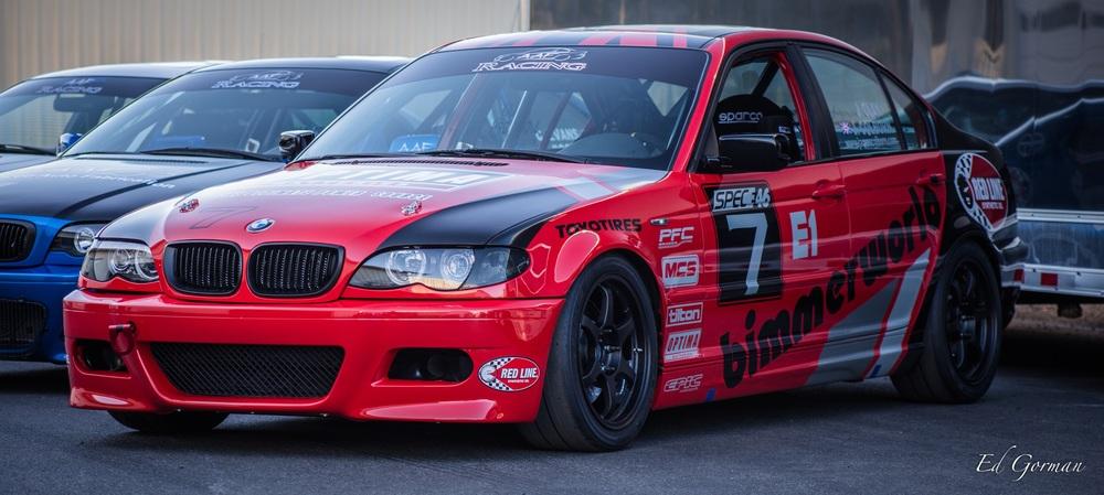 Spec E46 Racecar James Colborn Racing