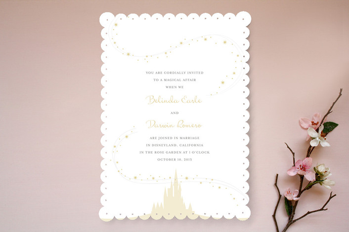 Enchanted_Stars_Disney_Wedding_Invitation_Gold