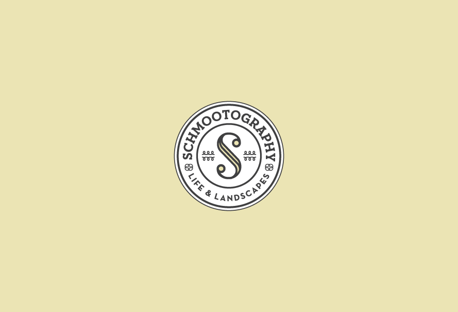 Emblem  for a San Francisco photographer. Client: Schmoo Theune