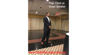 """Behind the scene Day of Concierge Consultant""    Click here to watch short clip of client  , Benedict Guerrier   as a guest speaker"