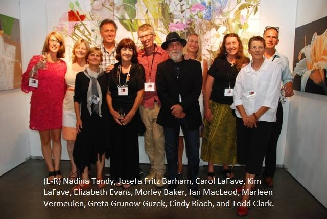 Eleven Equal Artists | 2013 Power of Paint Exhibition | Sechelt, BC
