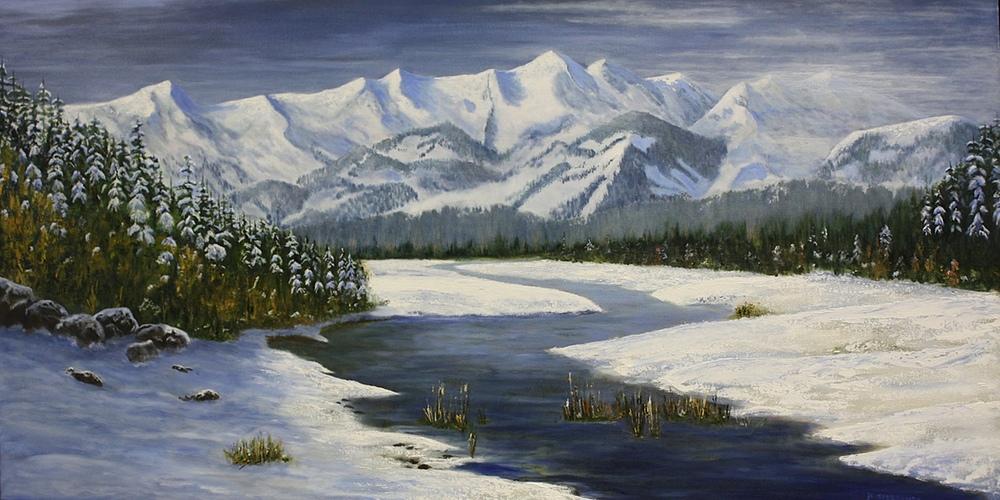 Mt. Arrowsmith's Splendour