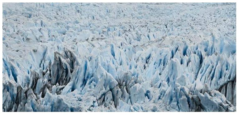 Perito Moreno #16, 2012/13 © Frank Thiel / VG Bild-Kunst, Bonn