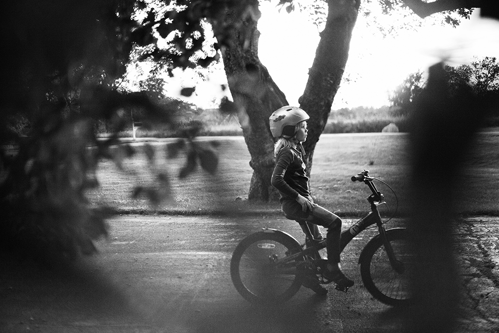 223/365 bike ride before stories, freelensed