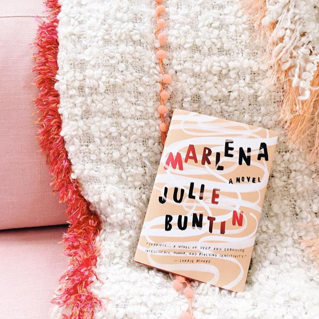 Marlena, Julie Buntin - What its like to be 15. THE PILLS, the desire to one-up on the suffering level. How sometimes the circumstances determine who gets out alive. Wanting to be liked, loved, desired, remembered.