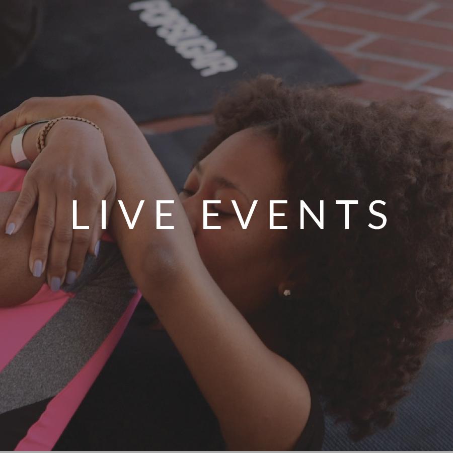 live event videos