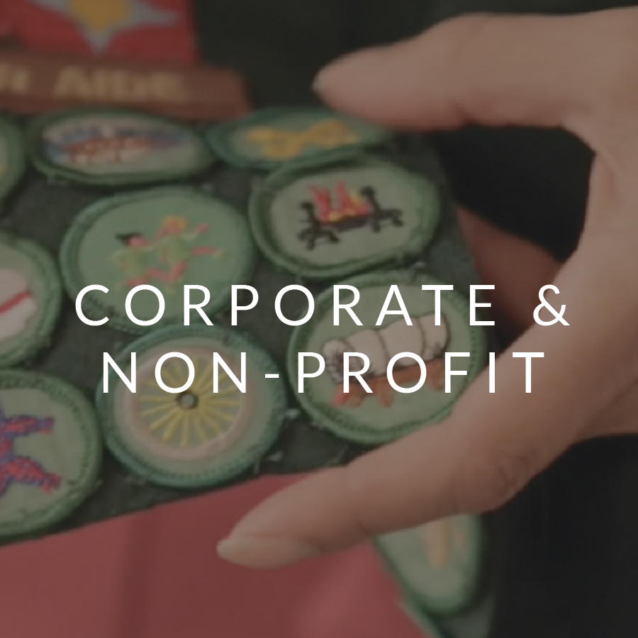 Corporate and Non-profit Videos
