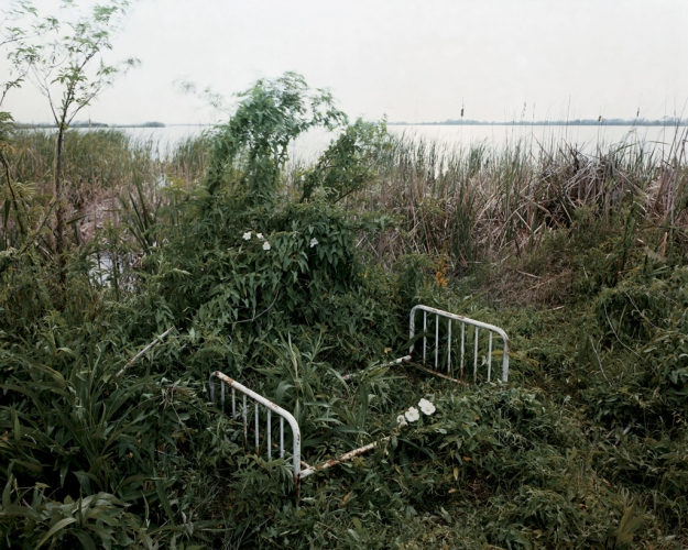 Venice, Louisianna, 2003, from Sleeping by the Mississippi  Alec Soth