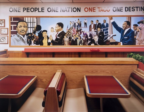 "Tim Davis ""One People, One Nation, One Taco, One Destiny"" from My Life in Politics, 2002 - 04"