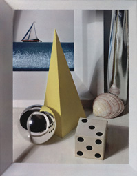 1. Paul Outerbridge  2. Images de Deauville  3. 1936  4. Tri-color carbro print  5. Represented by the Bruce Silverstein gallery