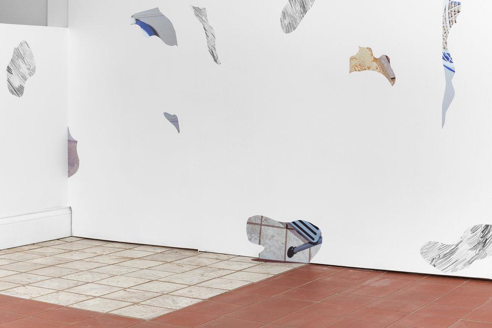 AWARE: Robert Chase Heishman , Goldmine (Pittsburgh, PA), installation view