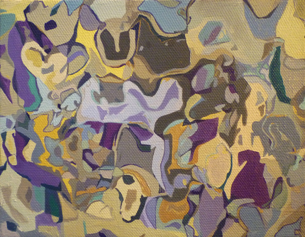 Mother of Pearl/2009/11x14 inches/ oil on linen