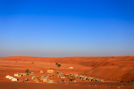Our Bedouin Camp