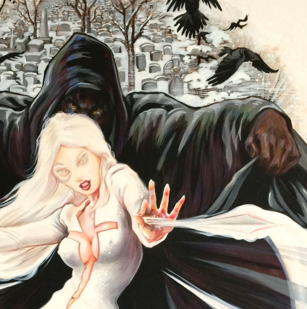 Cloak and Dagger detail