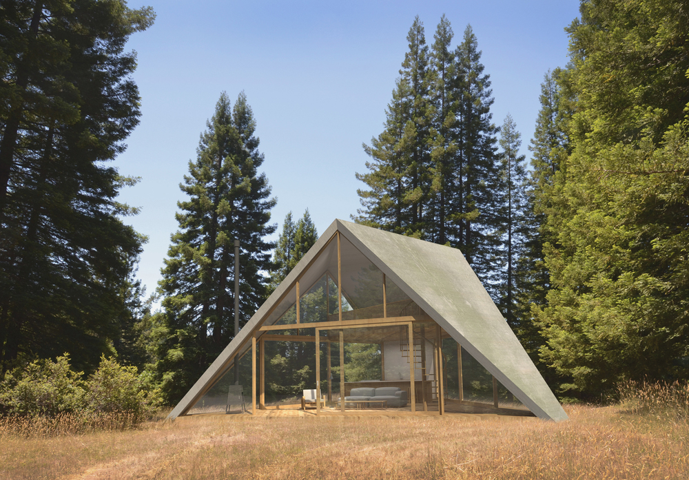 Pyramid House Ryan Leidner Architecture